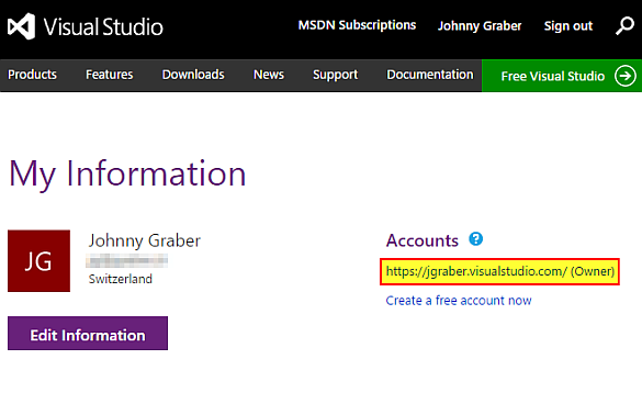 How to fix Authentication Problems for Visual Studio Online & Git