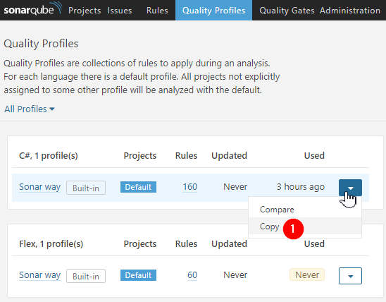 Customise the Rules in SonarQube – Improve & Repeat