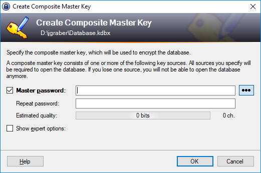 Keepass Cloud