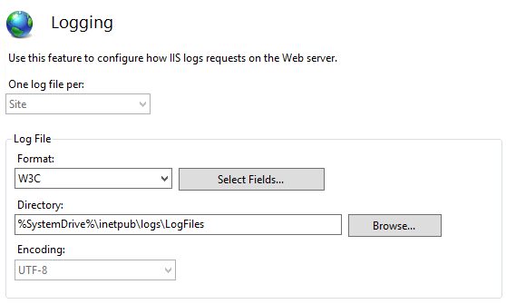 How to Find the Right Log File for Your IIS Site – Improve